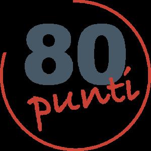 80 punti
