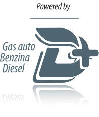 Gas auto benzina