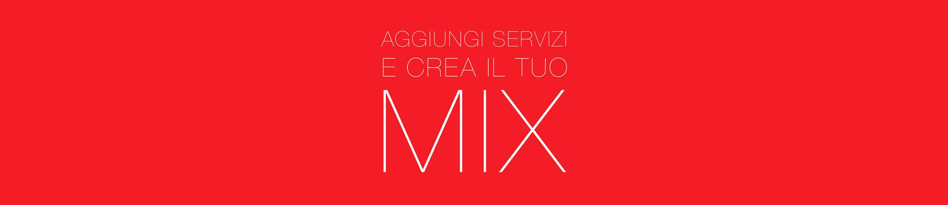 mix servizi shake it