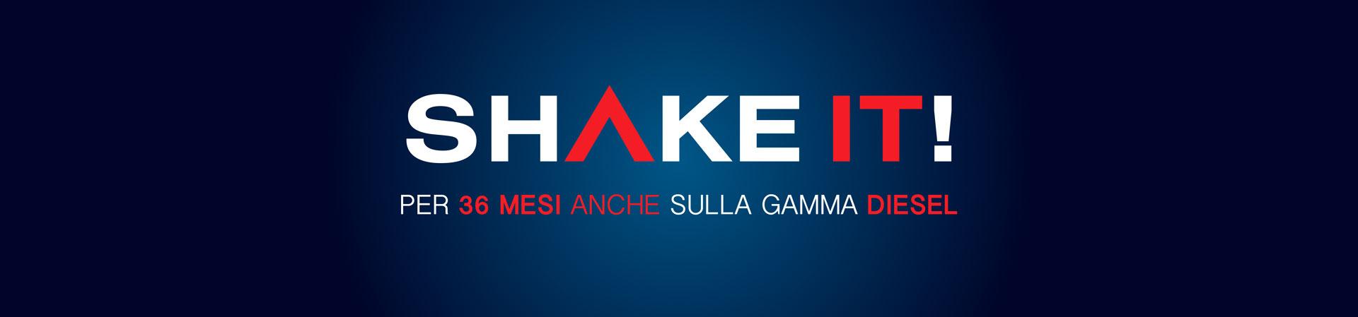 shake it gamma diesel