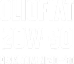 olio fiat 20w-50